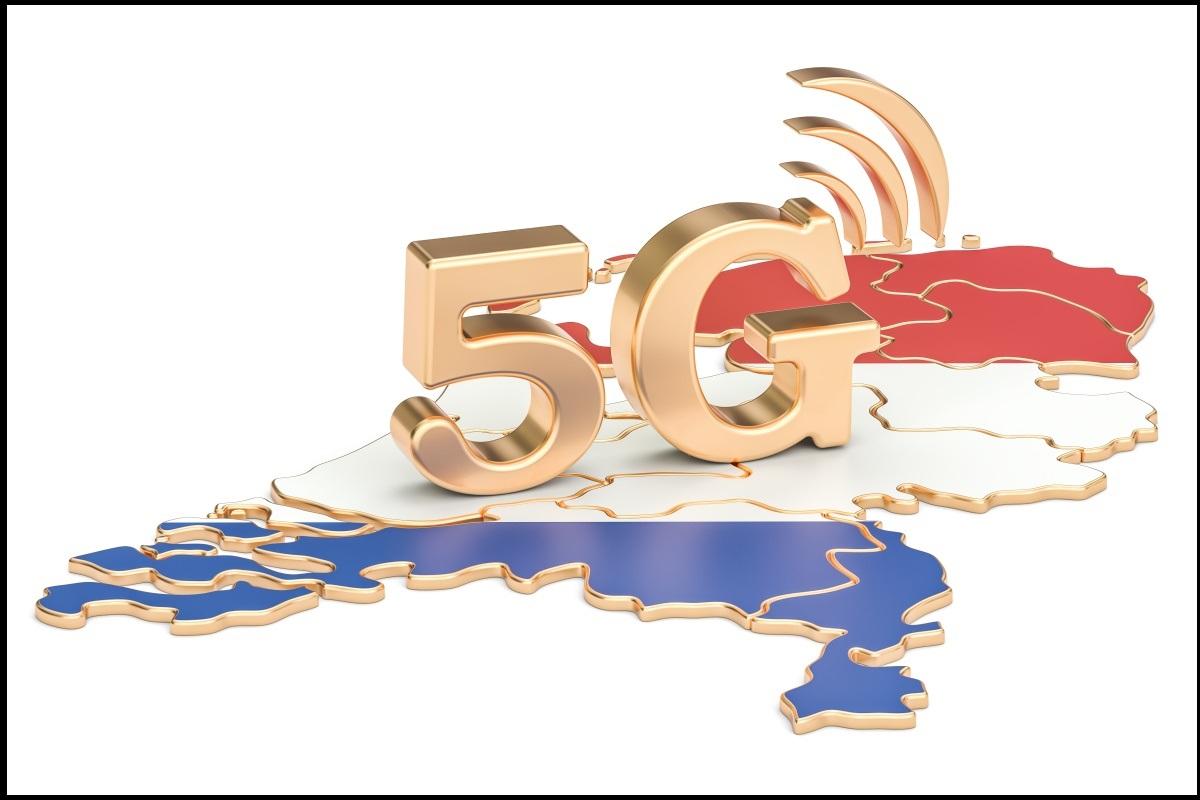 اینترنت 5G در هلند