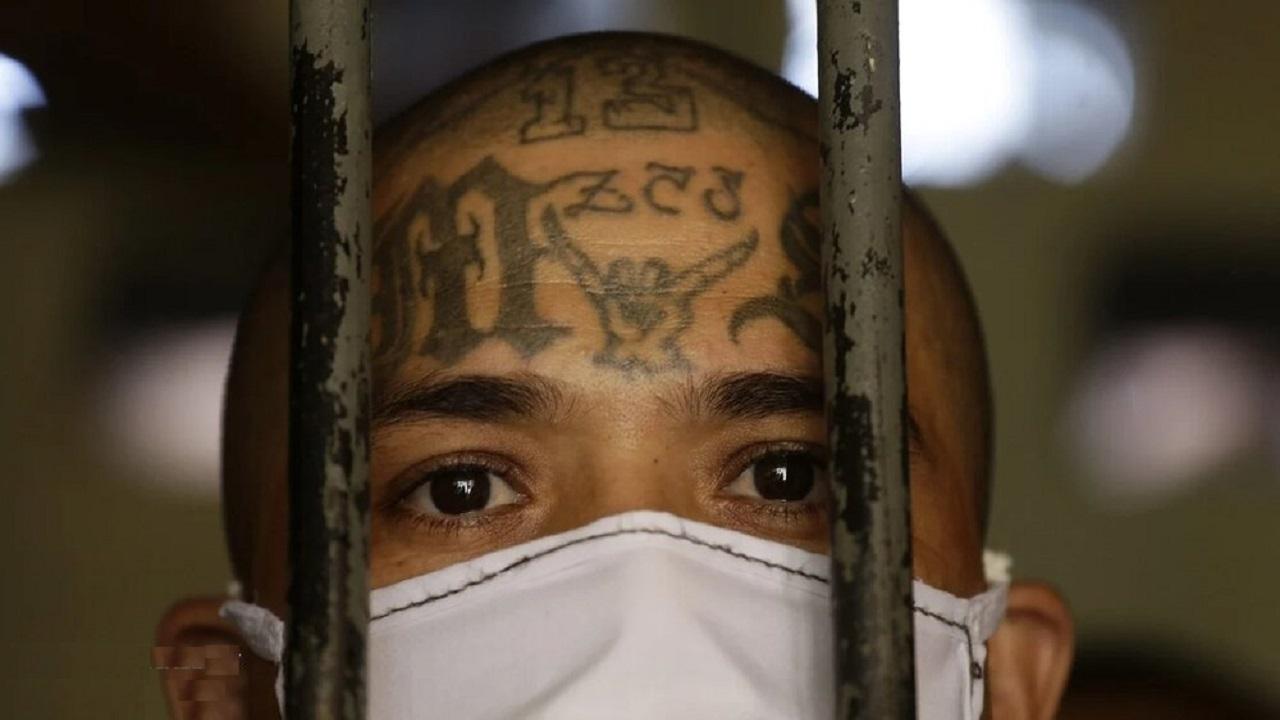 زندان مخوف «السالوادور» در شرایط کرونایی + تصاویر