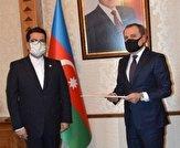 سید عباس موسوی با وزیر خارجه جمهوری آذربایجان دیدار کرد