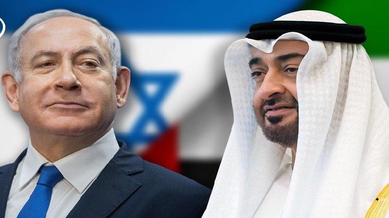چوب حراج آل نهیان به امنیت خاورمیانه / هدیه ویژه امارات به رژیم صهیونیستی + نقشه میدانی