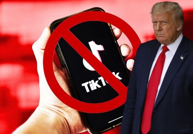 ترامپ تیک تاک