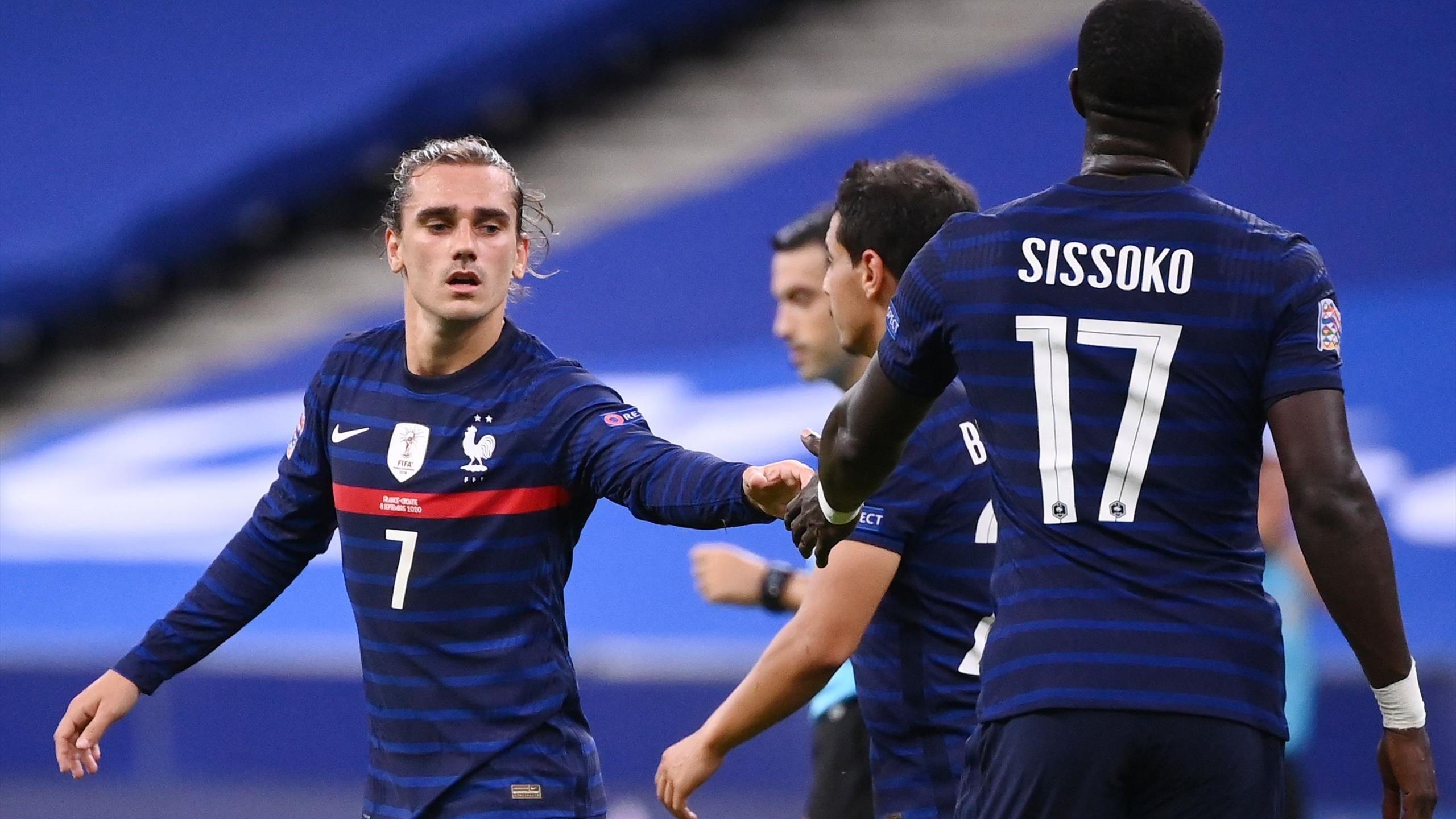 پیروزی بلژیک، فرانسه و پرتغال در لیگ ملتهای اروپا
