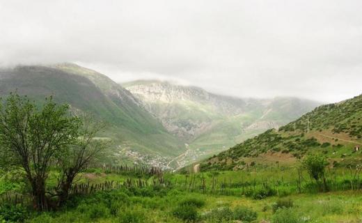بزرگترین روستای مازندران کجاست؟ + تصاویر