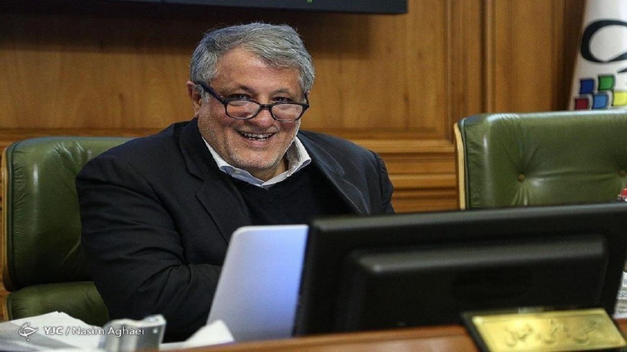 هاشمی رئیس شورای شهر تهران ماند