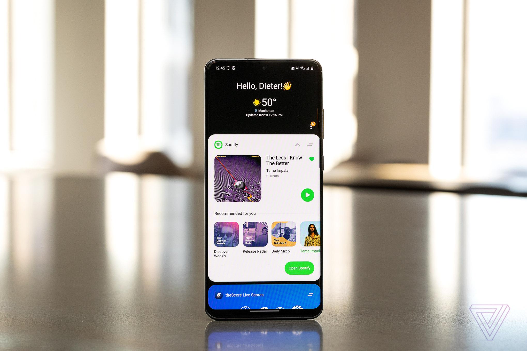 سخت افزار گوشی Galaxy S20 Ultra