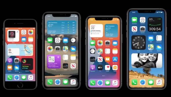زمان عرضه و دستگاههای پشتیبانی کننده از iOS 14