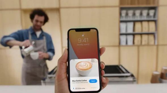 اضافه شدن قابلیت App Clips به iOS 14