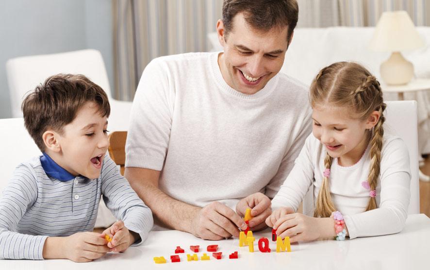 نحوه برخورد والدین با کودکان پرحرف