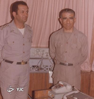 ماجرای کارت مخصوص در جیب یک فرمانده ارتش چه بود؟