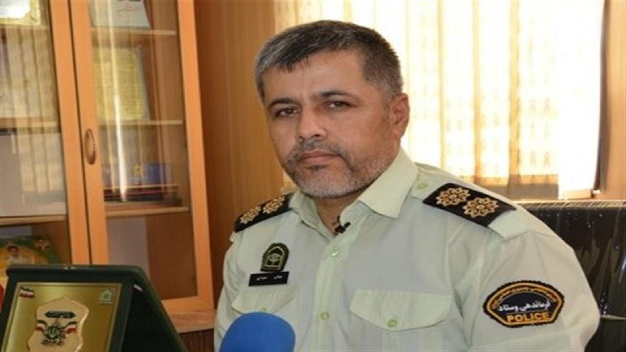 سهرابی رئیس پلیس آگاهی بوشهر