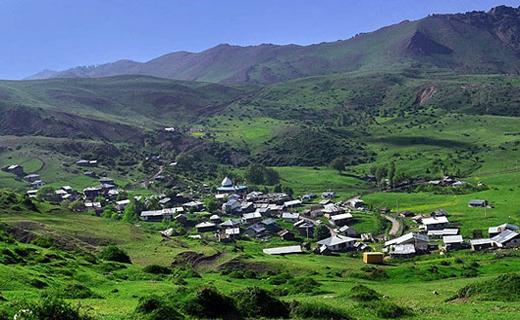 روستایی زیبا به نام «شاه شهیدان»