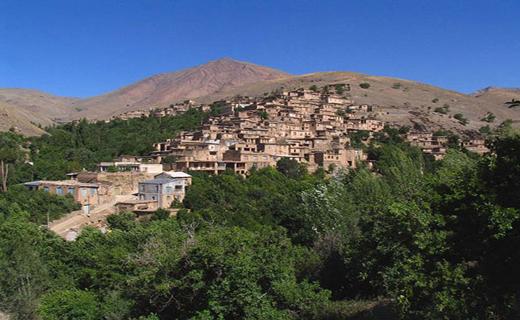 روستای «خَرو»