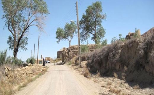 روستای آبگرم
