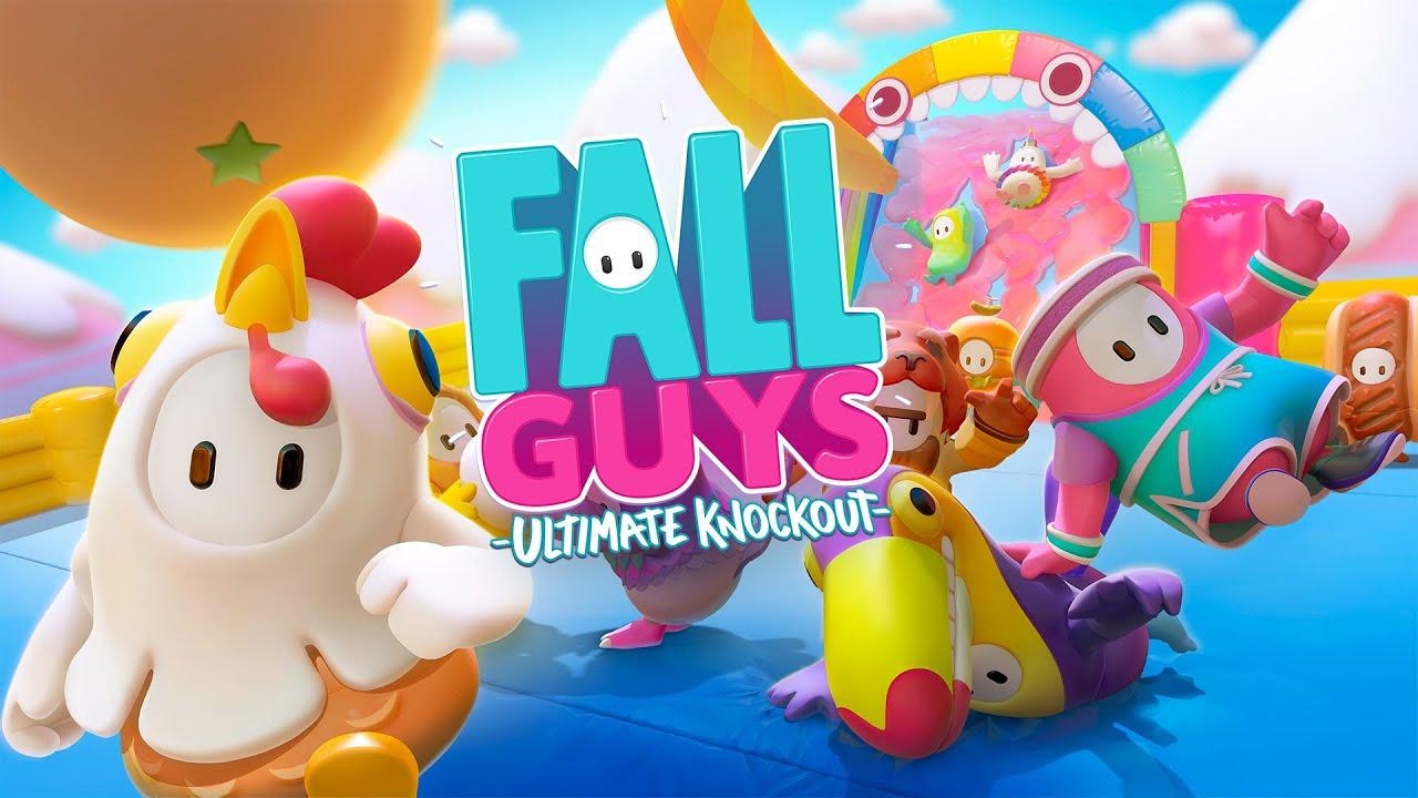 عنوان جالب و دوستداشتنی Fall Guys
