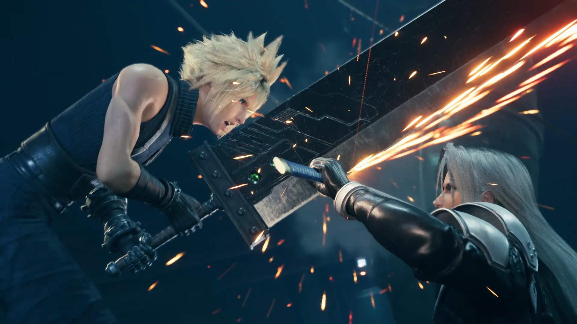 نسخه بازسازی شده Final Fantasy