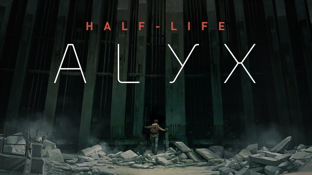 نسخه واقعیت مجازی Half Life Alyx