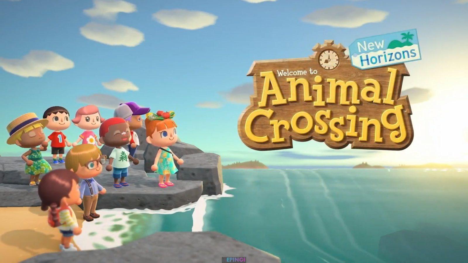 بازی پرطرفدار Animal Crossing