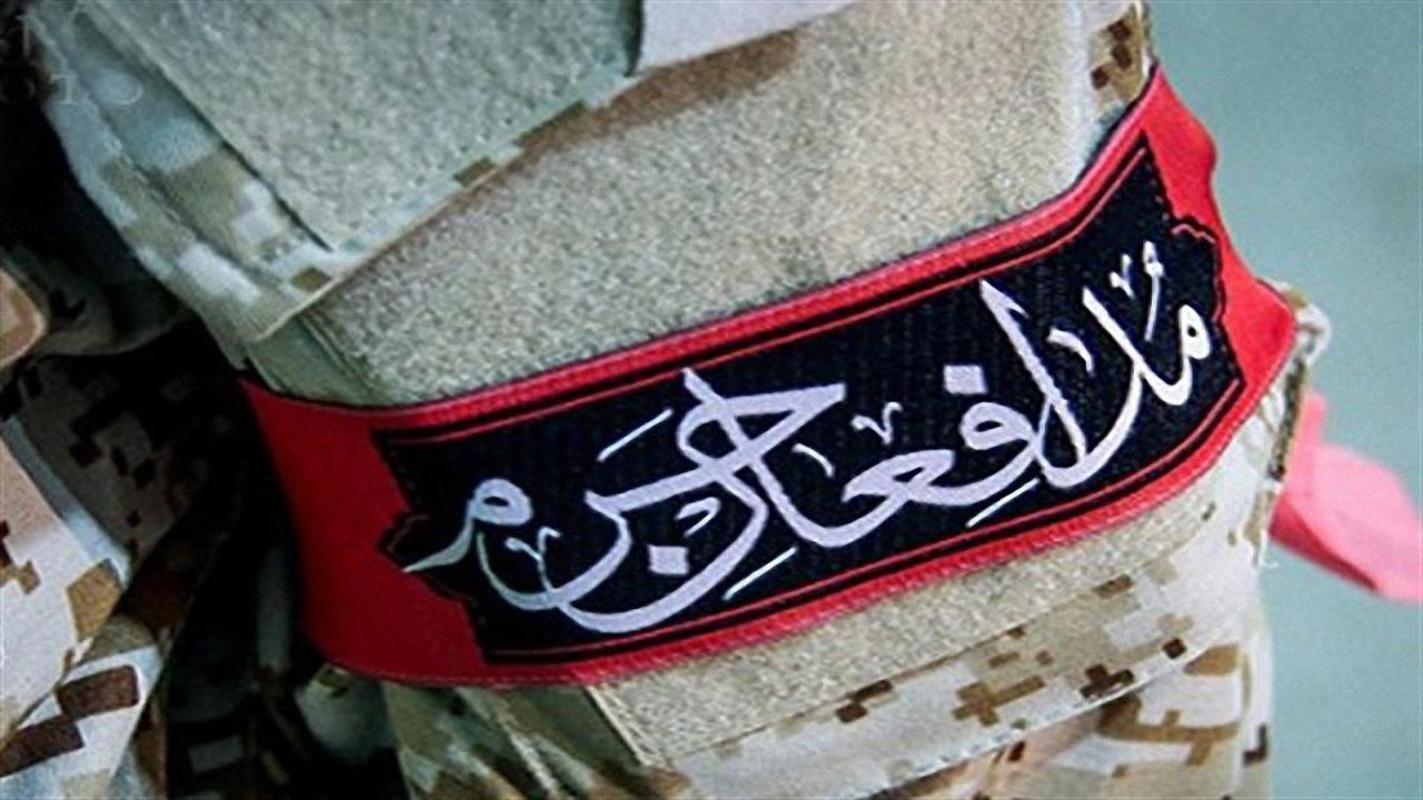 مدافع حرمی که آرزوی نابودی صهیونیستها را داشت + عکس