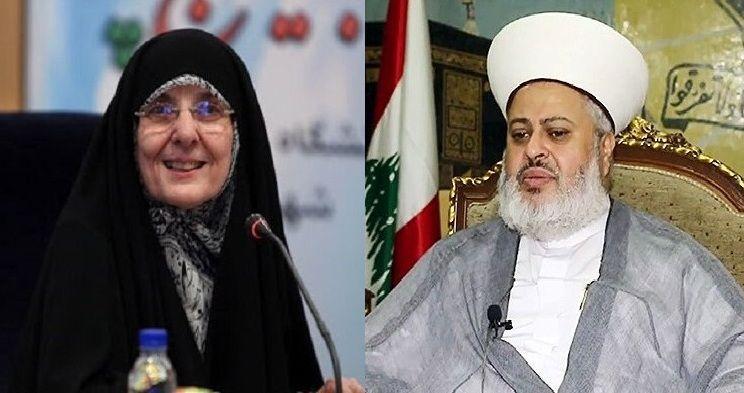 شیخ زهیر الجعید درگذشت مرحومه دکتر طوبی کرمانی را تسلیت گفت