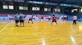 تمرینات تیم ملی هندبال جوانان کشورمان برگزار شد