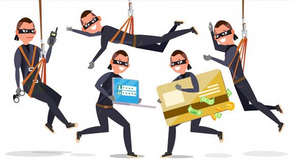 چگونه از کلاهبرداریهای مالی در اینترنت در امان بمانیم؟
