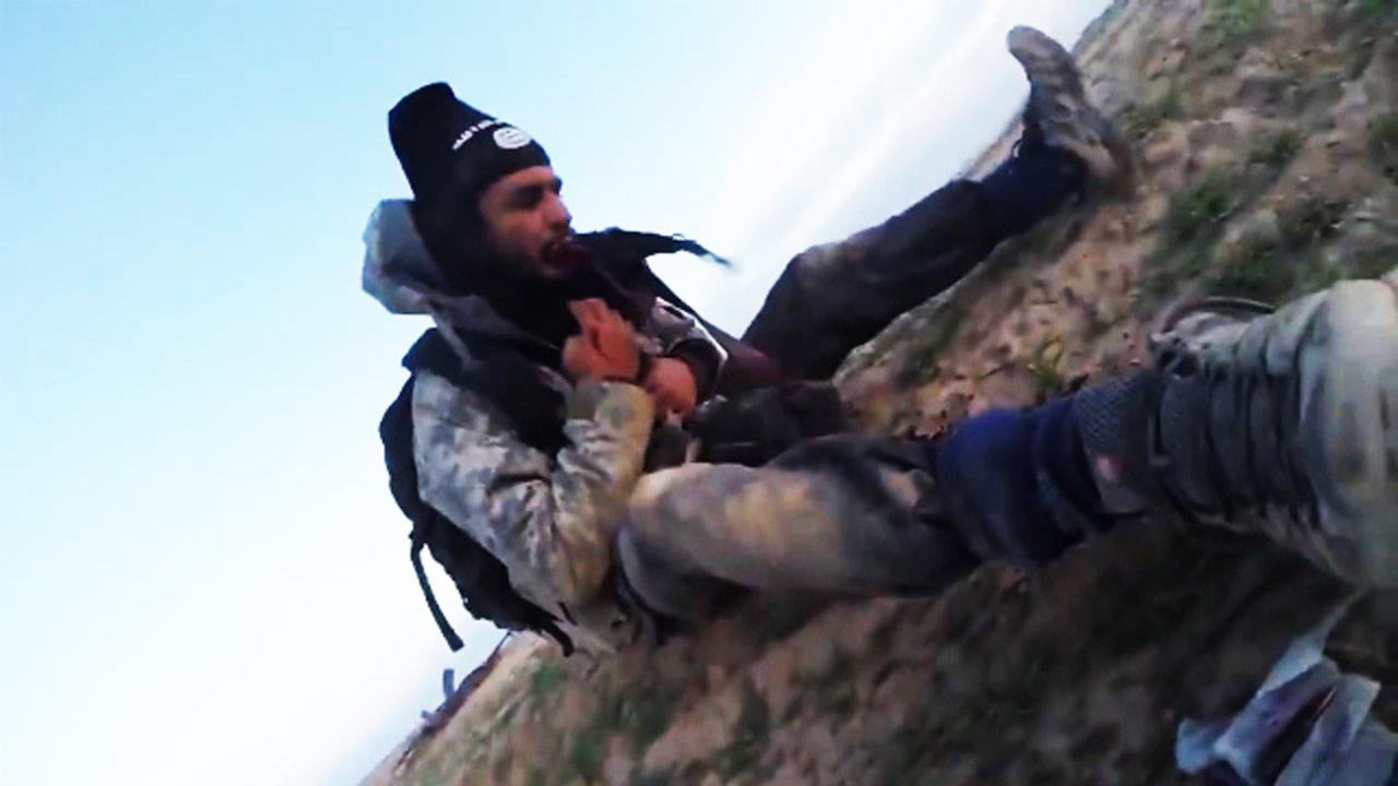 تروریستهای تکفیری داعش