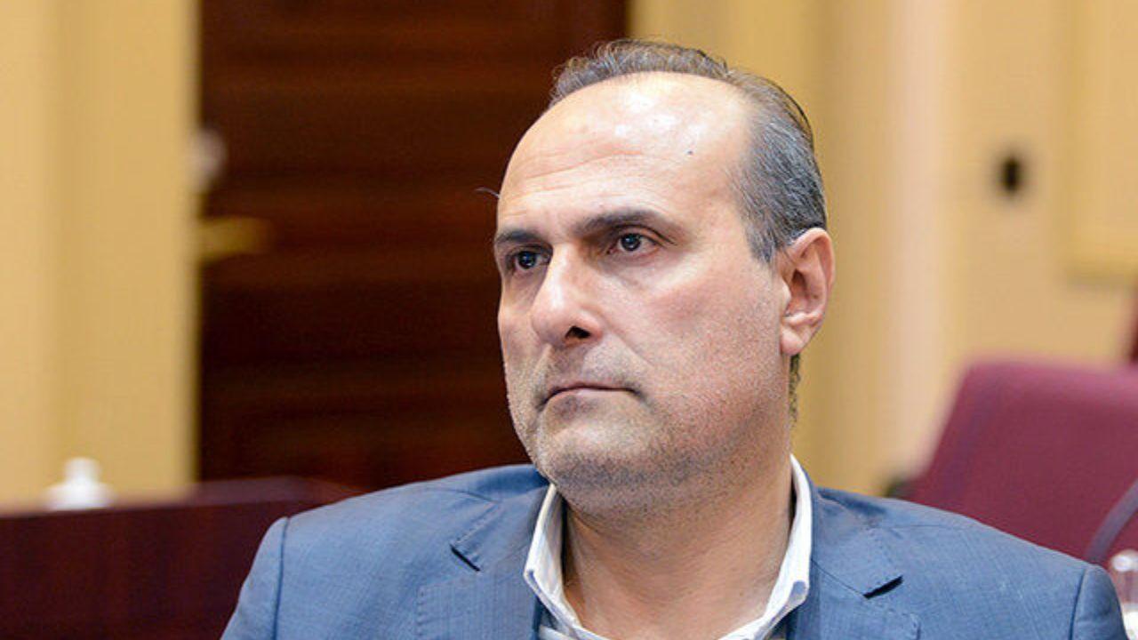 طباطبایی: حضور حدادی در لیگ بسکتبال ایران بلامانع است/ برای میزبانی از عربستان آماده ایم