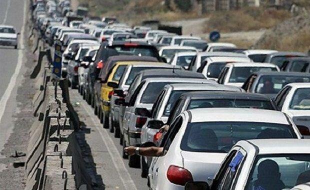 ترافیک نیمه سنگین در محورهای مواصلاتی استان زنجان/۵ مصدوم در تصادفات جادهای استان