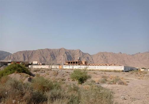 آثار باستانی شهرستان حاجی آباد قربانی بی تدبیری مسئولان