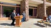 مراسم معارفه مدیرعامل پیست بین المللی دیزین برگزار شد