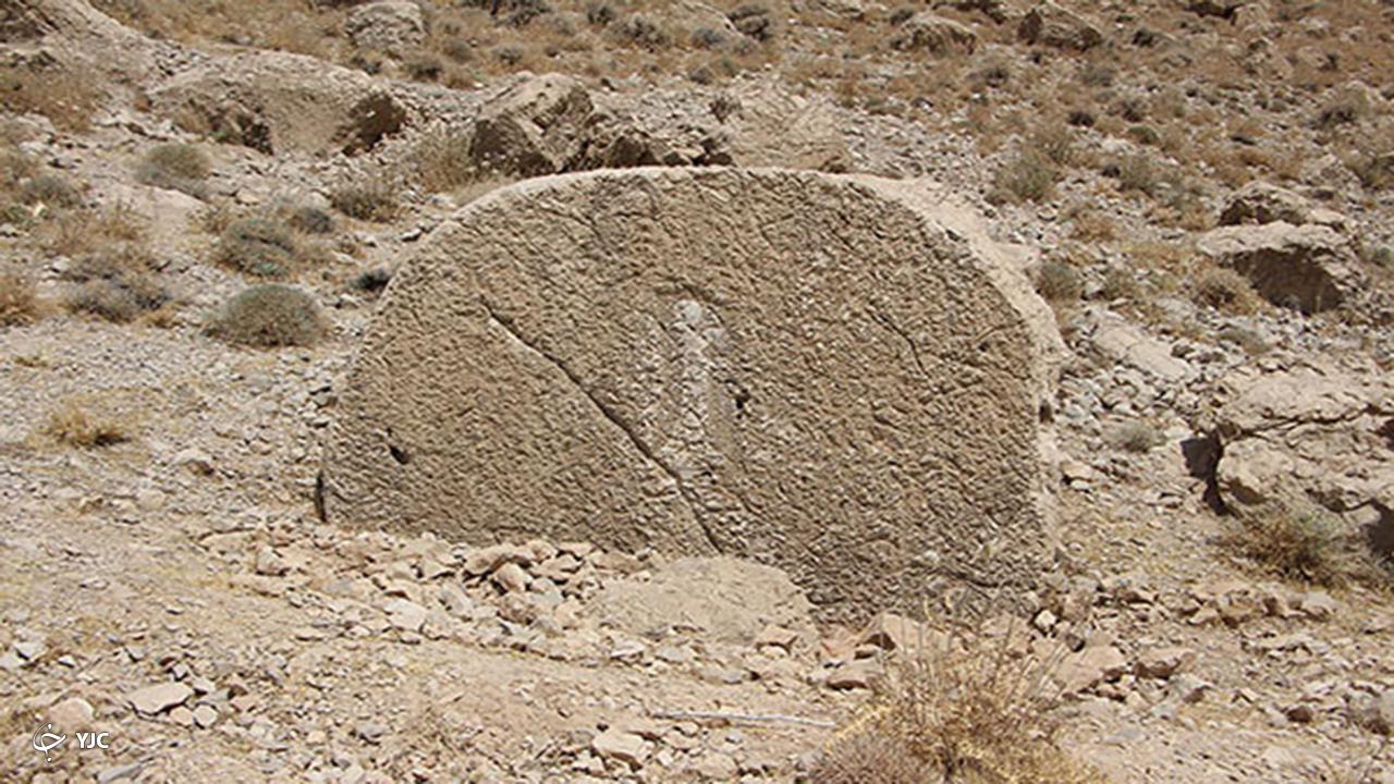 نگارکَند ایزدبانوی ایلامی ۳ هزار ساله در پیرامون شهر مَرودشت