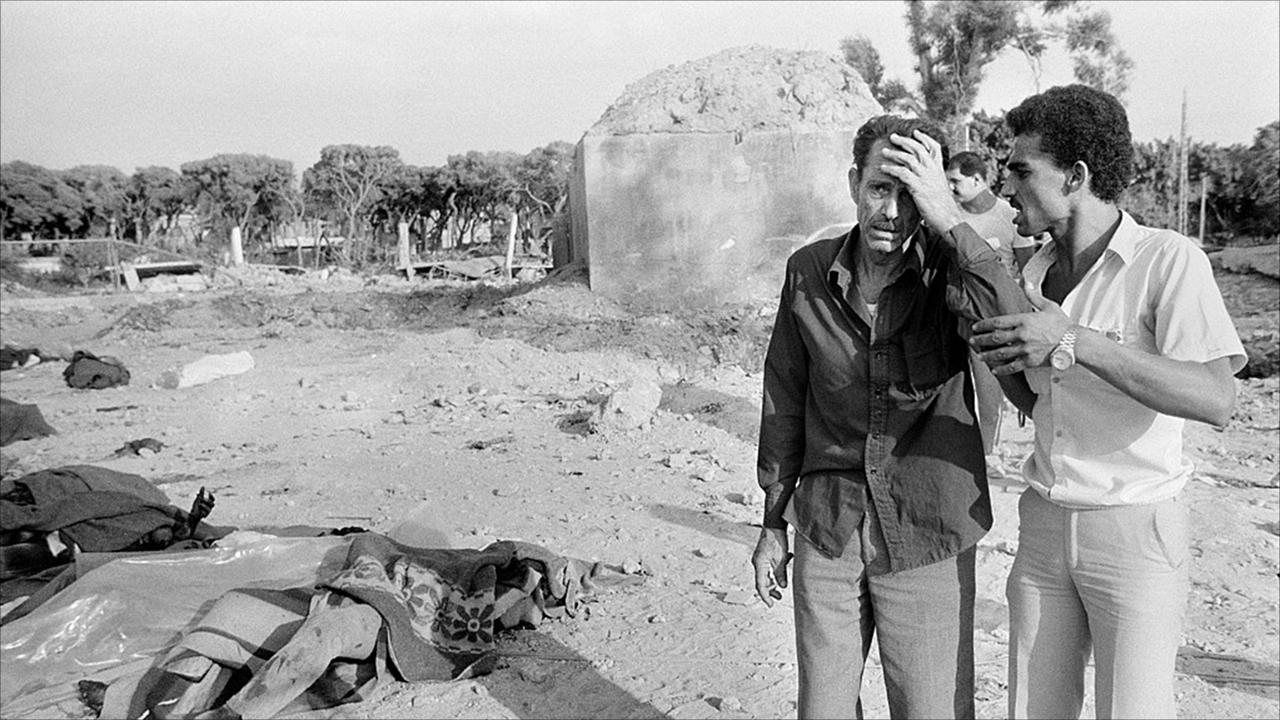 تصاویر به جا مانده از خونینترین جنایت قرن بیستم