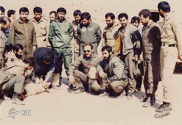 گزارش شهید فخرایی