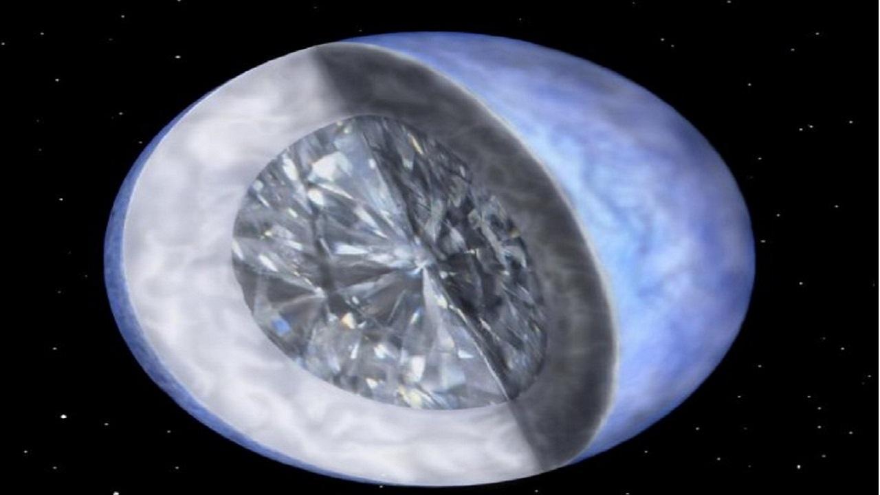 سیارههای فراخورشیدی منبع غنی از الماس و کربن