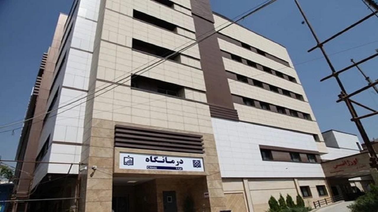 ساختمان جدید بیمارستان رازی به بهره برداری رسید