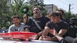 به غلط کردن افتادن گنده لاتهای تهرانپارس پس از دستگیری + فیلم