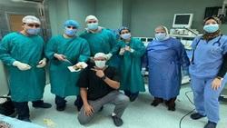محتویات غیرمنتظرهای که پزشکان از معده بیمار خارج کردند! + عکس