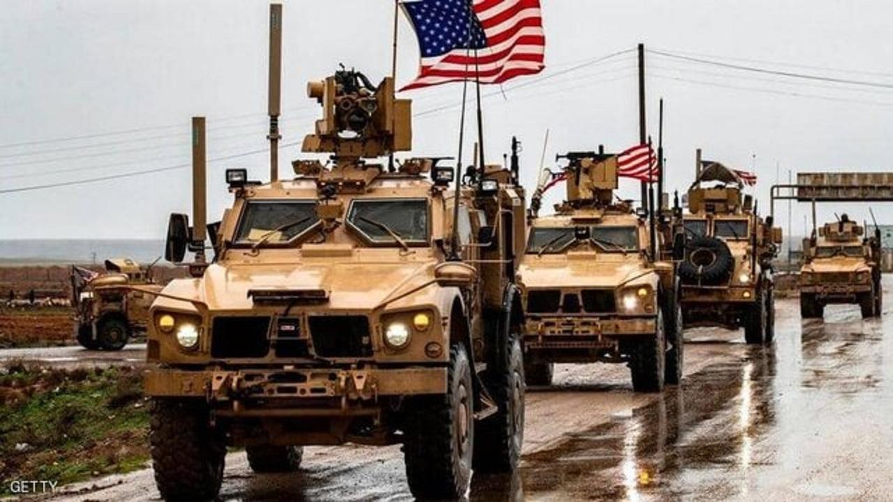 انفجار دو بمب در مسیر کاروان نظامی آمریکا در بغداد