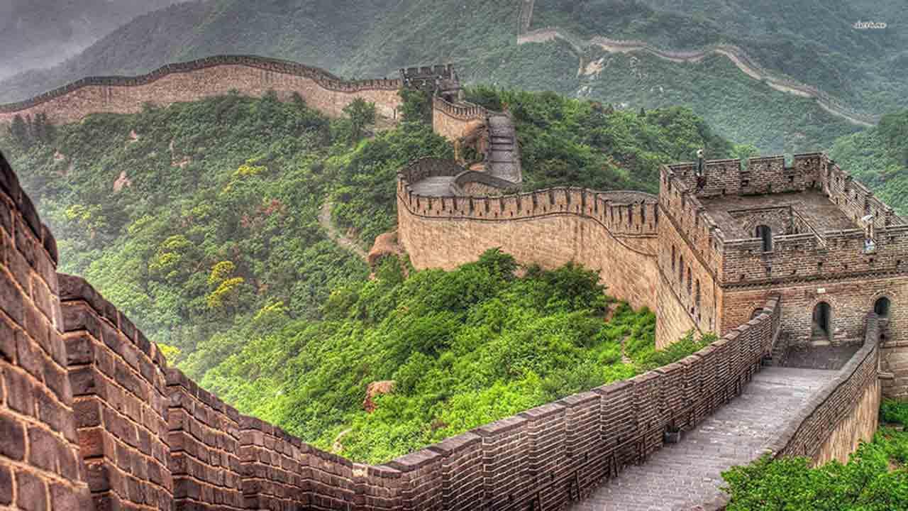 دیوار کشی کشورها