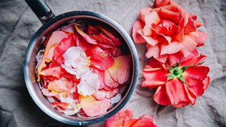 راز جادویی برای درخشان کردن پوست فقط با عصاره یک گل!
