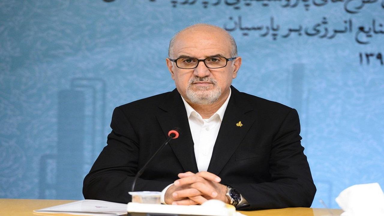 بهزاد محمدی معاون وزیر نفت