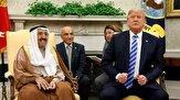 باشگاه خبرنگاران - اعطای بالاترین نشان آمریکا به امیر کویت از سوی ترامپ