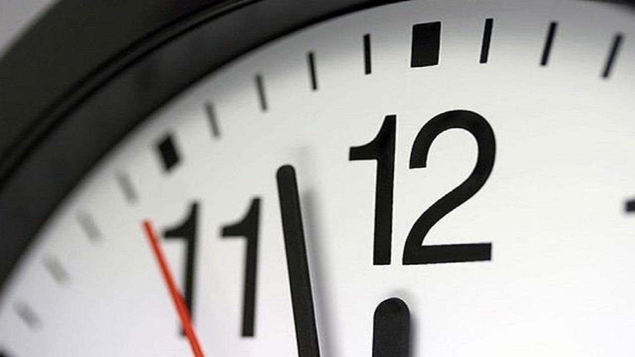 ضرروت تغییر ساعات در کاهش مصرف انرژی