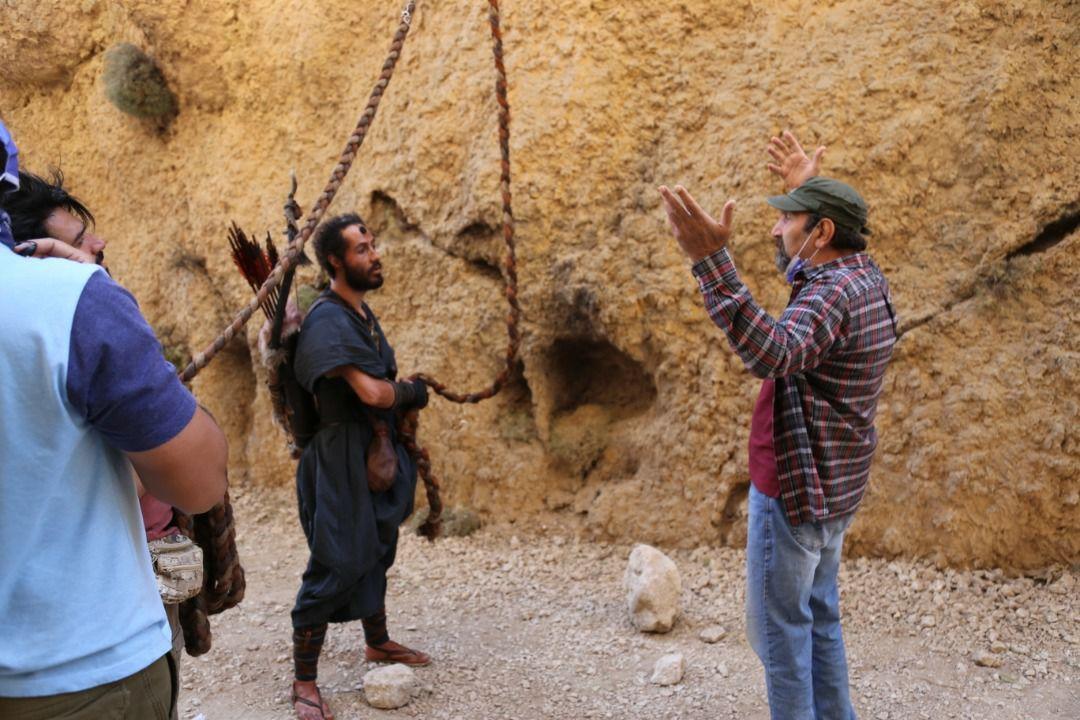 روزهای پایانی «سلمان فارسی» در شاهرود/ ادامه فیلمبرداری در شهرک نور +تصاویر جدید
