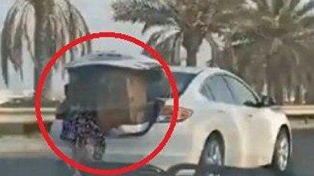 رفتار غیرانسانی دختر بحرینی با خدمتکارش جنجالبرانگیز شد + فیلم