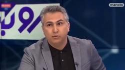 «من و تو» مهمان برنامه را به خاطر دفاع از ایران کتک زد!