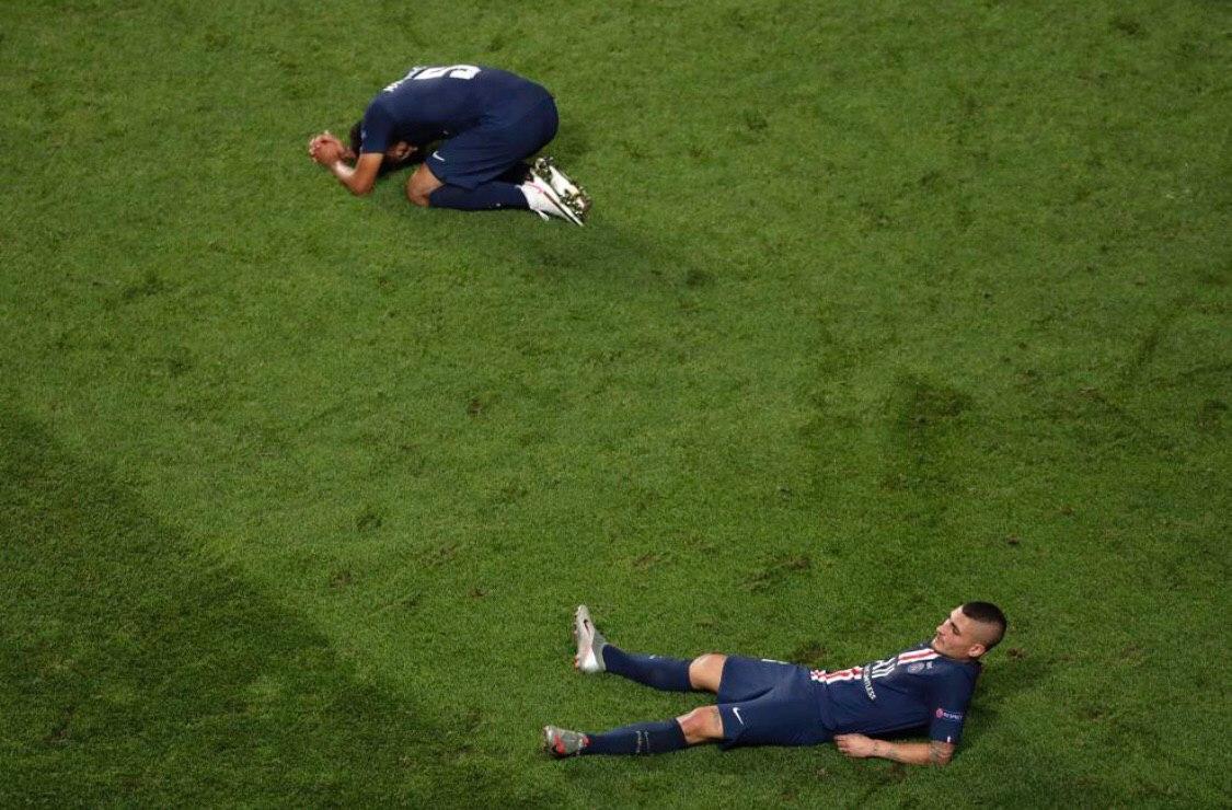 قهرمانی بایرن مونیخ در لیگ قهرمانان اروپا به روایت تصویر