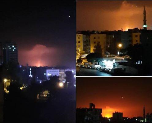 وقوع انفجار در خط لوله گاز در دمشق/ برق کل کشور سوریه قطع شد