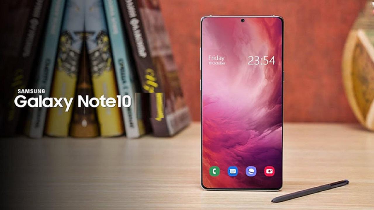قیمت گوشی موبایل سامسونگ سری Note
