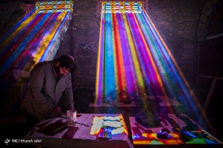 کارگاه ساخت گره چینی - بوشهر